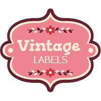 Set of labels in vintage style 5